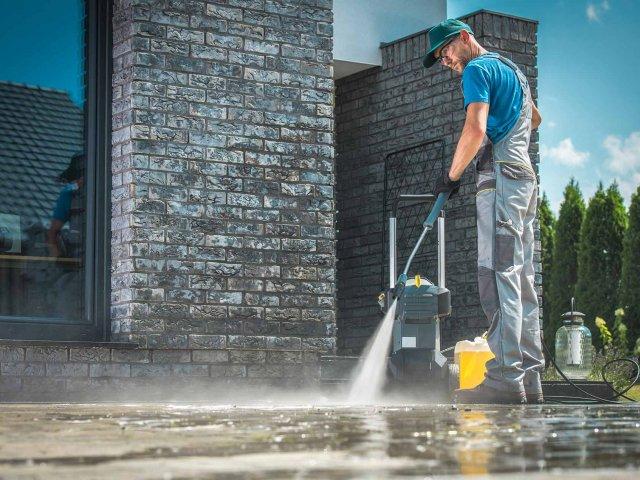 How do you maintain a Concrete Driveway?
