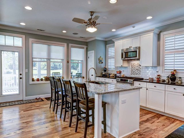 Should I Replace or Refinish My Hardwood Floors?